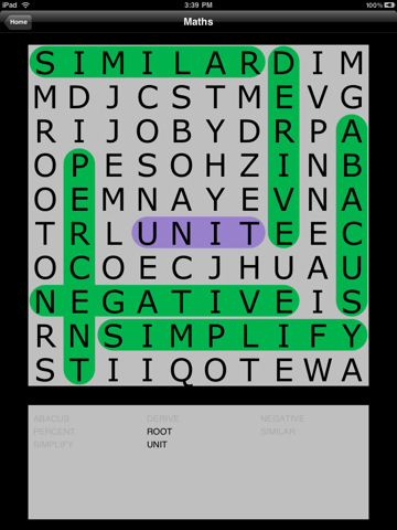 Jumbo Wordsearch